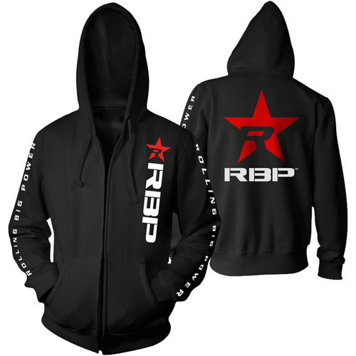 Red XX-Large Hooded Sweatshirt RBP RBP-HSR-XXL